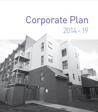 Cover of EEH Corp Plan 2014-19